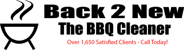 Back 2 New! The BBQ Cleaner